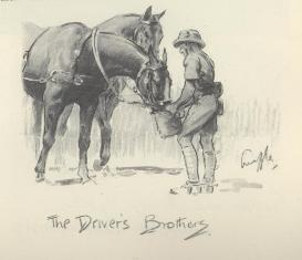 The Driver's Brothers by Snaffles